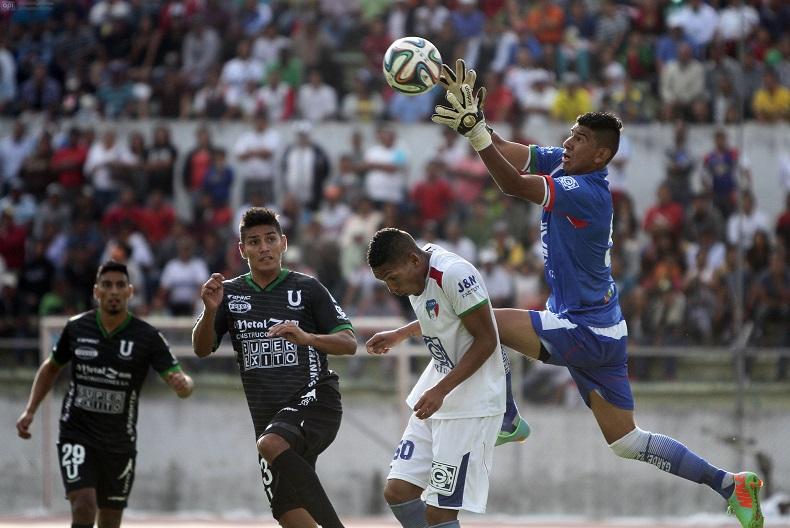 Liga de Portoviejo perdió 2-1 ante Imbabura y no logró ascender a la Seria A