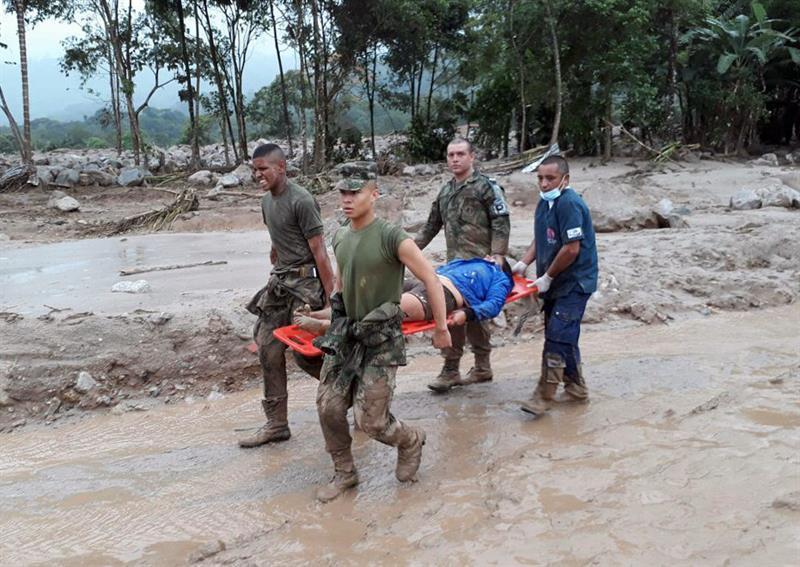 LUTO EN COLOMBIA: Más de 150 muertos tras un deslave en la ciudad de Mocoa