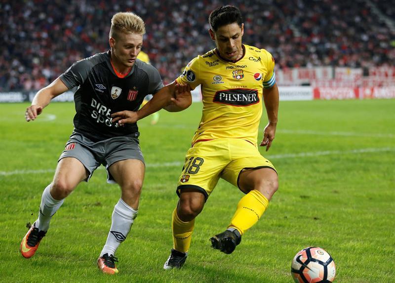 Barcelona SC repite hazaña histórica ante Estudiantes de La Plata en Argentina