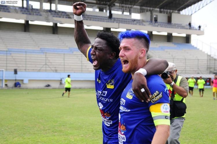 ¡Una alegría para Manabí! Delfín SC gana la primera etapa de la Serie A y clasifica a Copa Libertadores