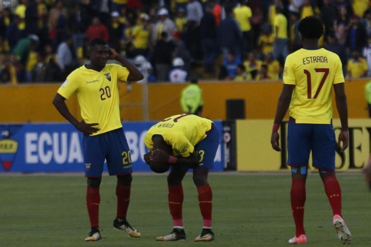 Eliminatorias Rusia 2018: Ecuador se aleja del sueño mundialista tras perder ante Perú