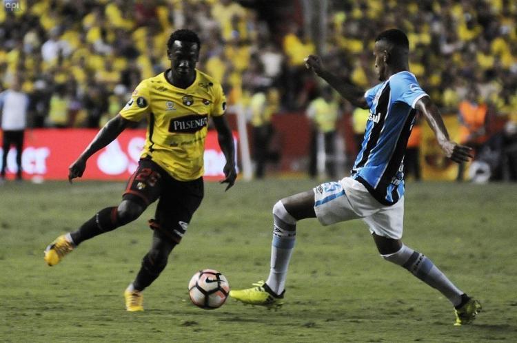 CopaLibertadores: Barcelona SC cae 0-3 ante Gremio en el estadio Monumental