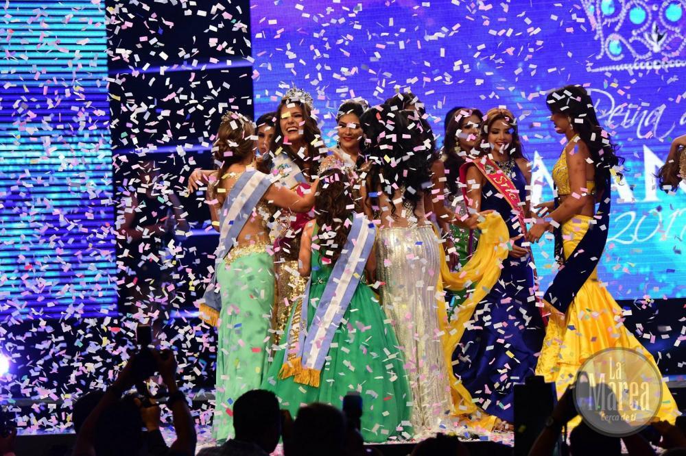 Al finalizar la gala, Lucía Villavicencio se alzó con el título de Reina de Manta 2017. Mientras que Valeria Macías se llevó el título de Señorita Patronato.