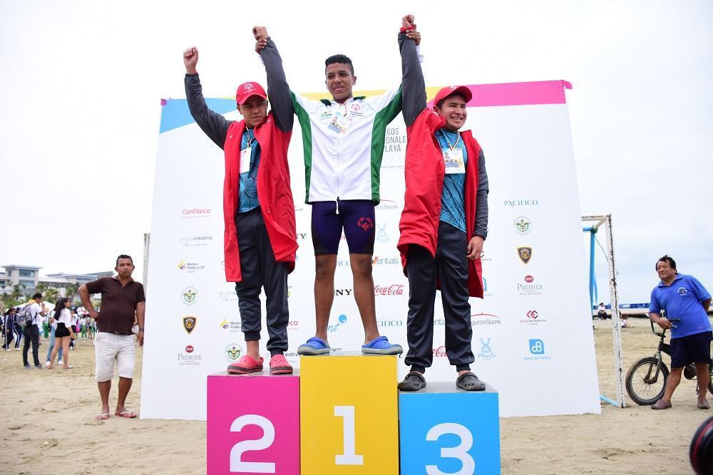 Manta acoge los Primeros Juegos Nacionales Especiales de Playa