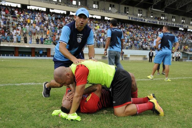 El Manta salva la categoría tras empate sin goles con Santa Rita