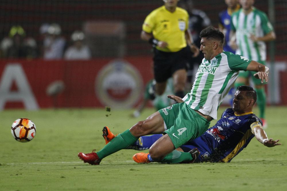 Delfín participa por primera vez en una Copa Libertadores y hasta el momento no ha logrado ninguna victoria.
