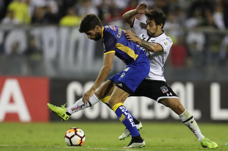 COPA LIBERTADORES: Delfín logra hazaña al vencer 2 goles a 0 al Colo Colo en Chile