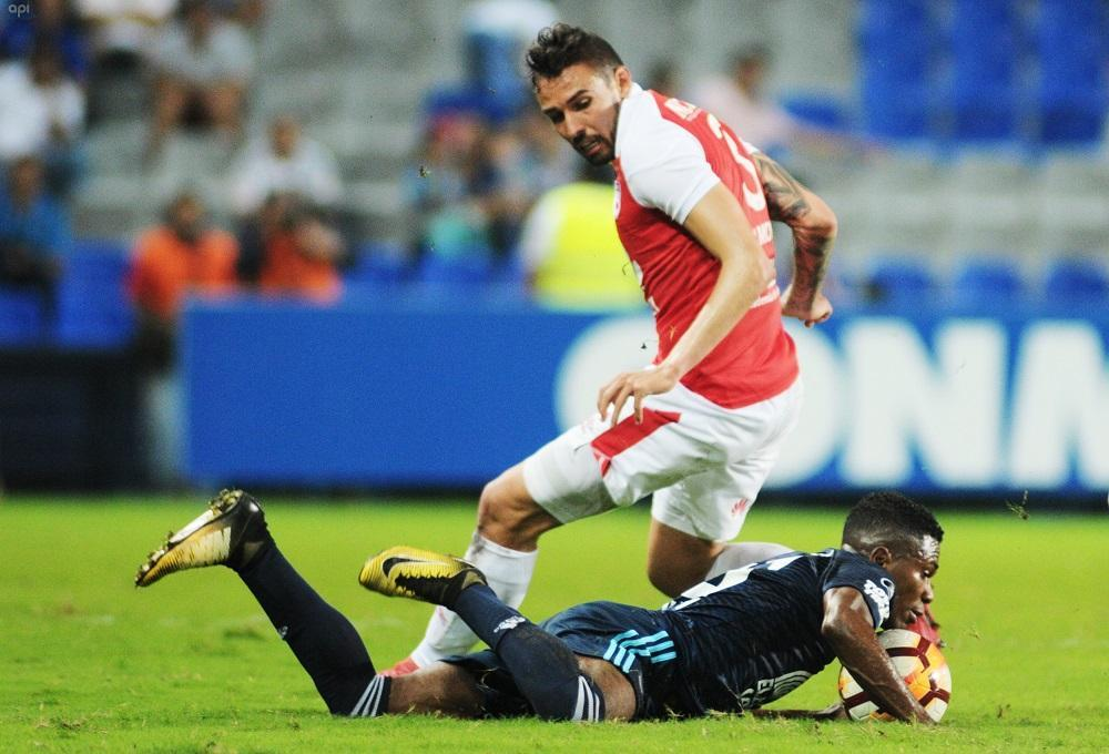 Emelec culmina su participación en Copa Libertadores con una derrota