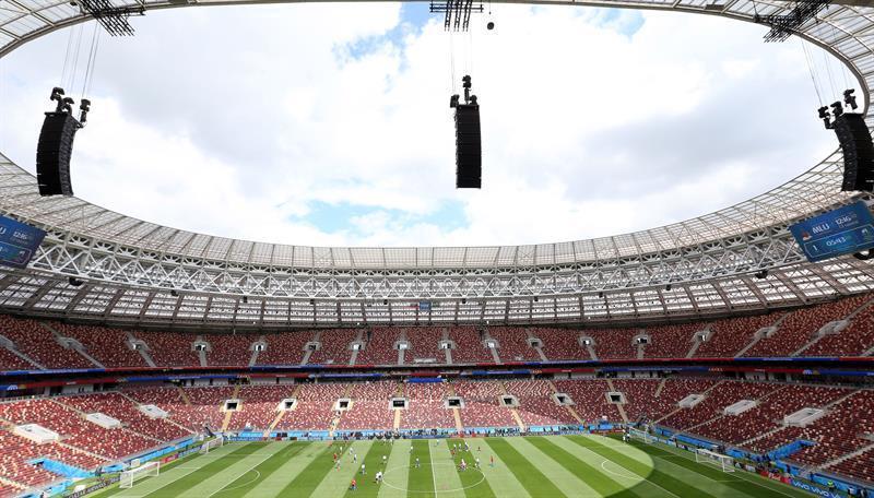 Arabia Saudita enfrentará a Rusia en el partido inaugural en la Copa Mundial de Rusia, que se jugará el 14 de junio del 2018.