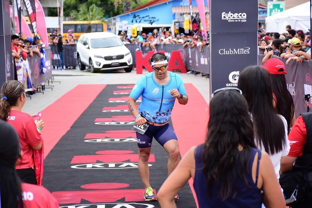 La cuarta edición del Ironman 70.3 se realizó en Manta, Manabí