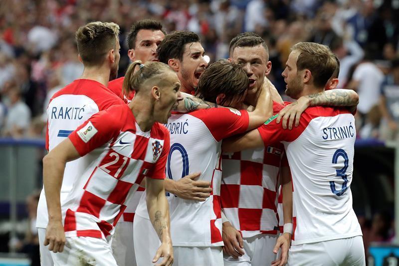Croacia está sobrada de orgullo y corazón. Pero también de calidad y de garra.