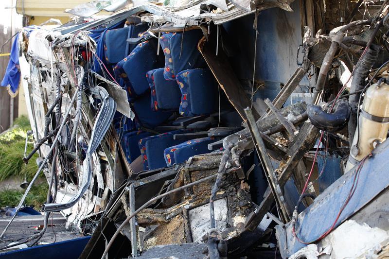 Hasta el momento han fallecido 24 personas, la mayoría de ellos son colombianos y venezolanos.