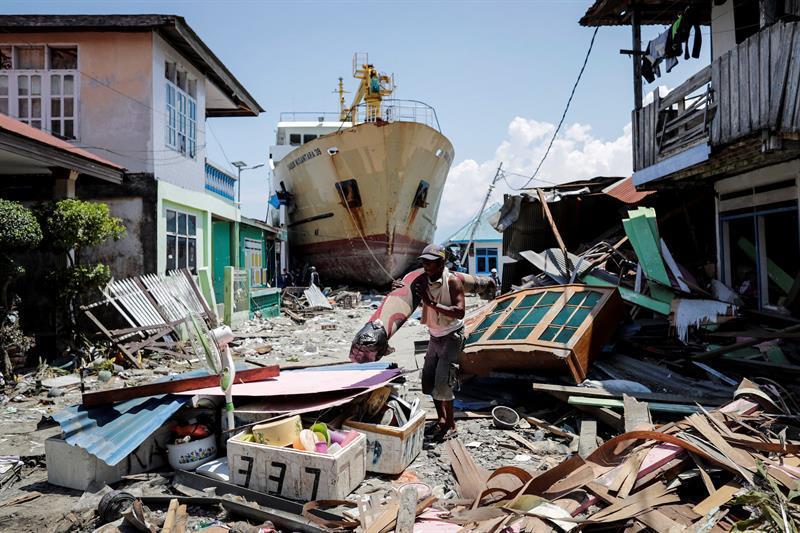26 países y dos organizaciones internacionales ofrecen asistencia