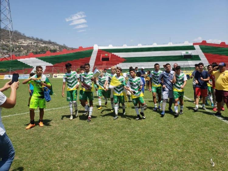 Santa Ana, campeón de la XXV Copa El Diario-FDM