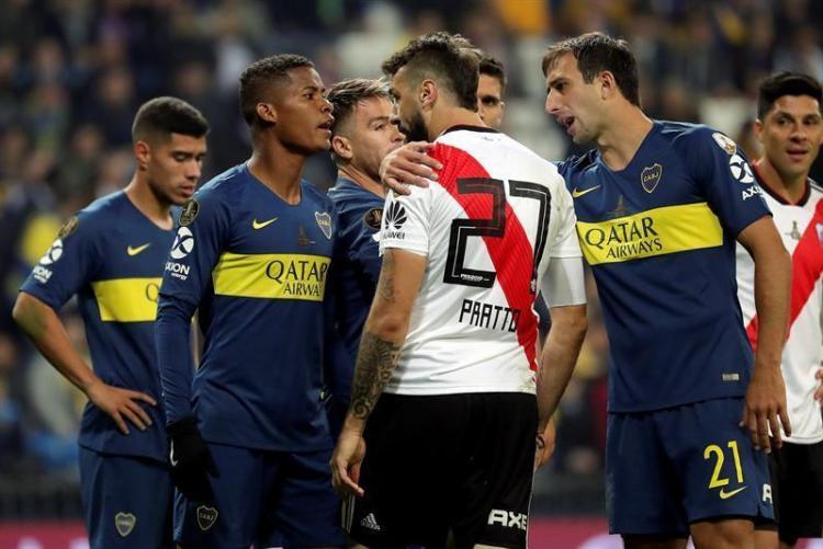 River Plate gana a Boca Juniors y es campeón de la Libertadores