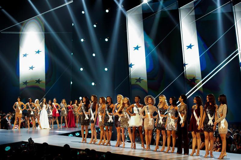 Elección de las 20 finalistas