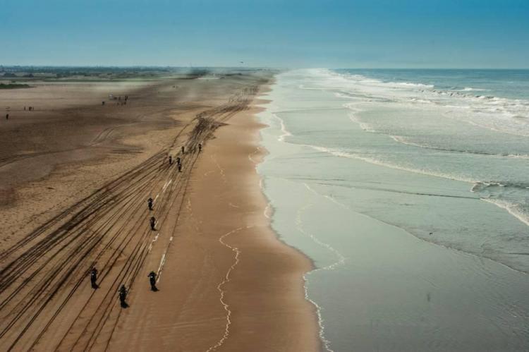 Imagenes del Rally Dakar 2019 realizado en Perú