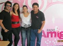 Dario Castro en Radio Amiga