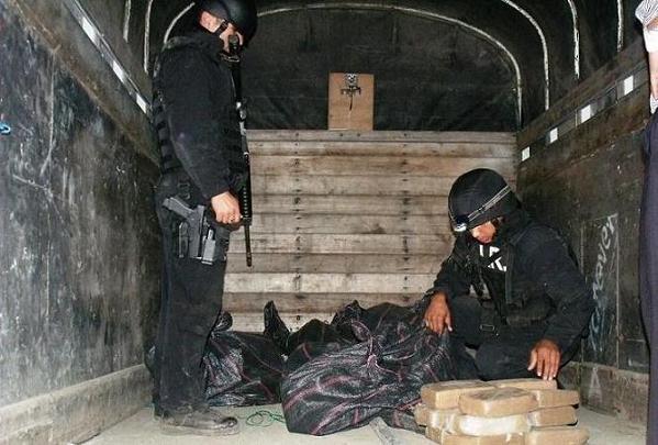 Prisión preventiva para detenidos por laboratorio de droga