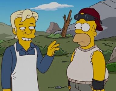 Fundador de Wikileaks saldrá en Los Simpsons
