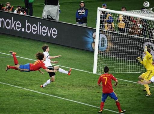 ¡El pulpo la ha pegado nuevamente! España llegó a su primera final del mundo al derrotar a Alemania