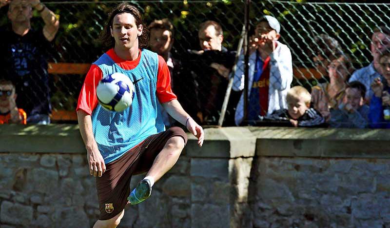 Crecen dudas sobre rendimiento de Messi frente a Alemania