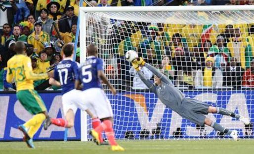 Sudáfrica se despide con victoria ante Francia