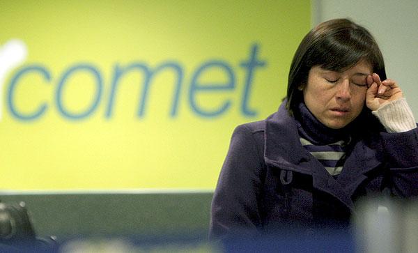 Cierra Air Comet, la aerolínea del presidente de la CEOE, por deudas de 17 millones