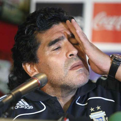 Maradona: 'Mi ciclo se ha terminado'