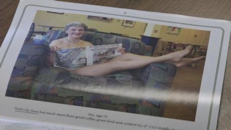 Mujeres de 70 años posan desnudas por obra de caridad