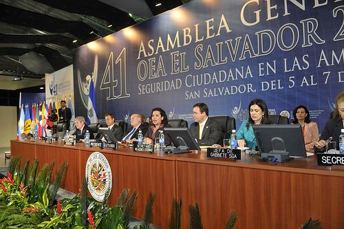 Ecuador pide cambio de sede y financiación de la OEA