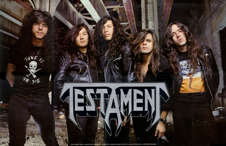 Banda Testament liderará el cartel del Quitofest 2011