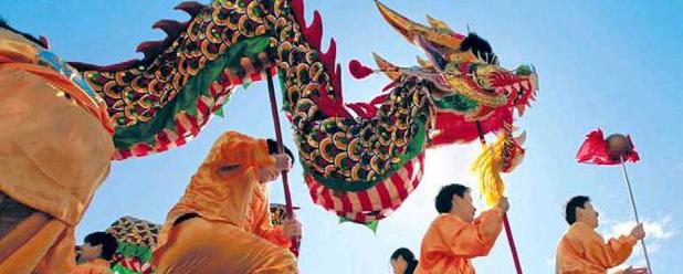 China da la bienvenida oficial al Año Nuevo del Dragón