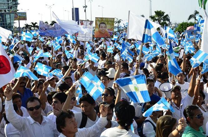 Esperan masiva asistencia en Marcha por la Paz