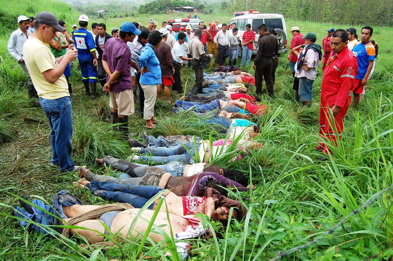 Casi 140 muertos y 216 heridos en festivo navideño