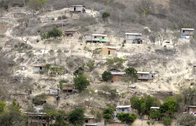 Esperan lluvias para iniciar reforestación en las colinas