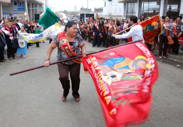 La devoción crece en Picoazá