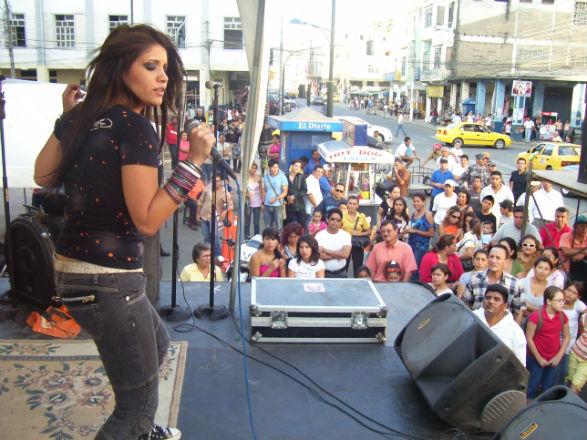 Show benéfico de artistas se realizará en Rocafuerte para ayudar a los más pobres