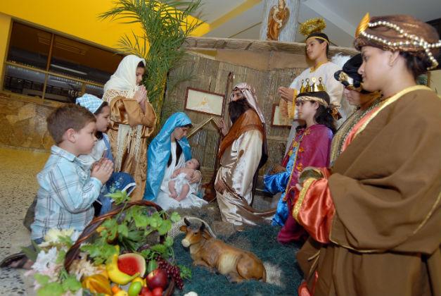 El tradicional festejo del día de los Reyes