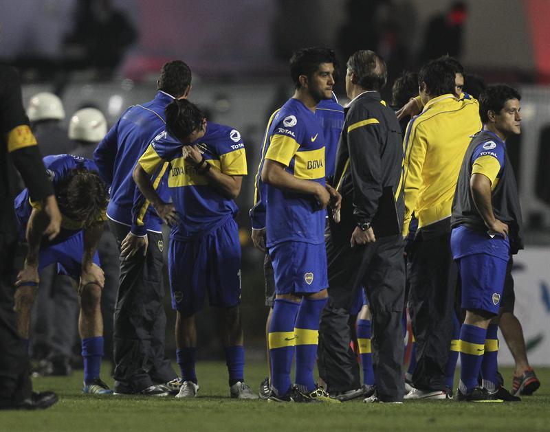 Corinthians gana su primera Copa Libertadores