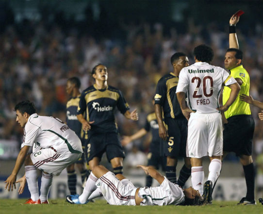 Liga, campeón de la Sudamericana