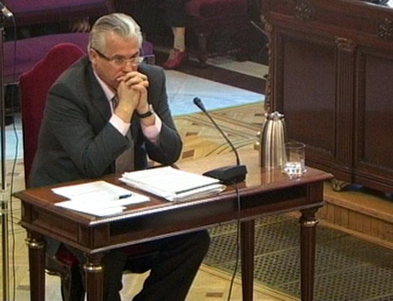 Juez Garzón es condenado a 11 años de inhabilitación