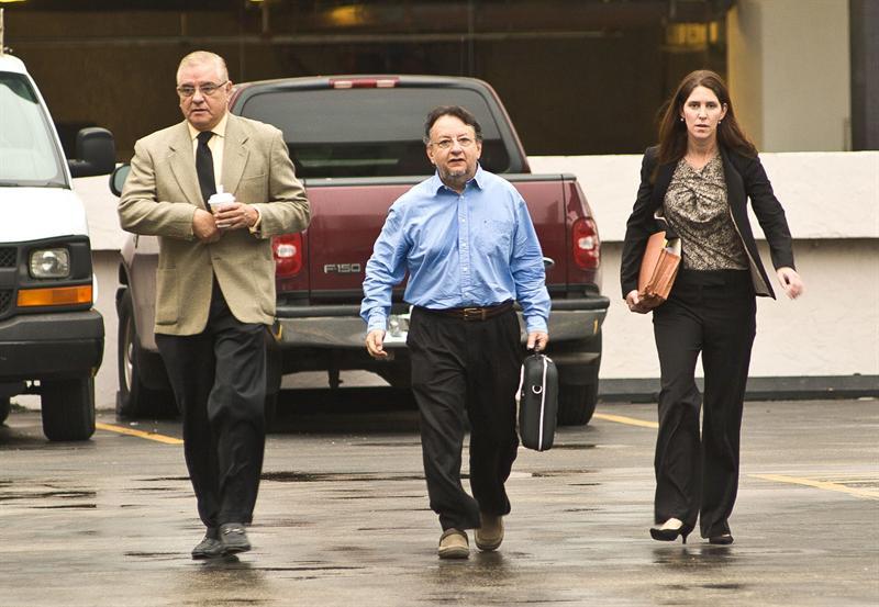 Emilio Palacio solicita asilo en EE.UU