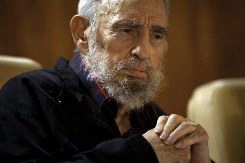 Sorprende Fidel Castro con maratónica charla en La Habana