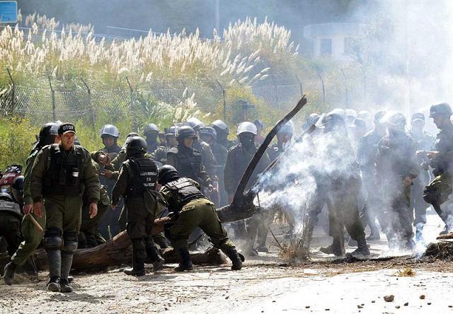 Bolivia enfrenta siete semanas de huelgas