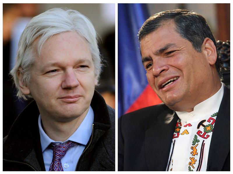 Caso Assange se resolverá luego de Juegos Olímpicos