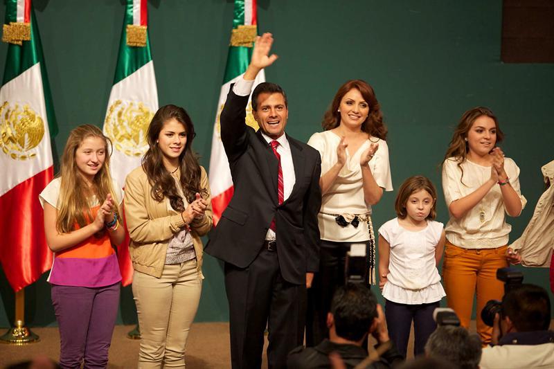 Peña Nieto gana elecciones presidenciales mexicanas
