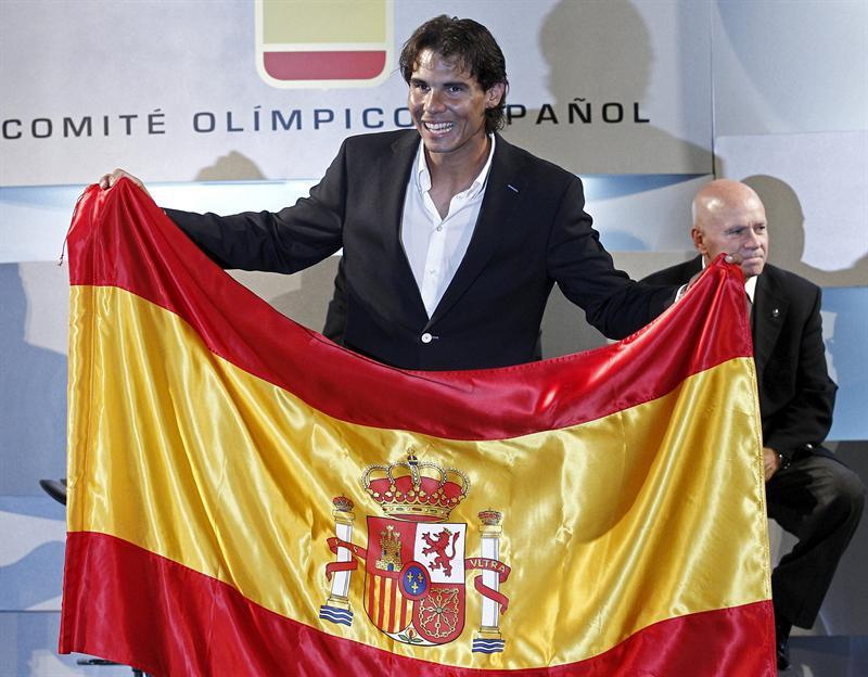 Rafael Nadal no participará en Londres 2012