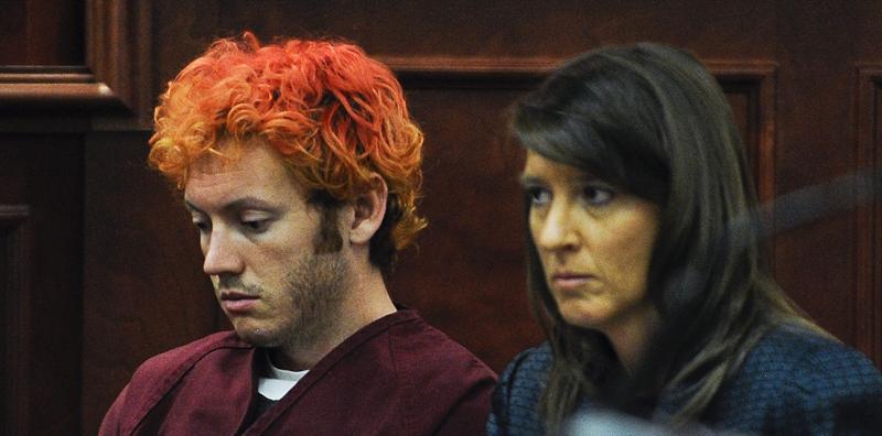 James Holmes se enfrenta a 24 cargos de homicidio