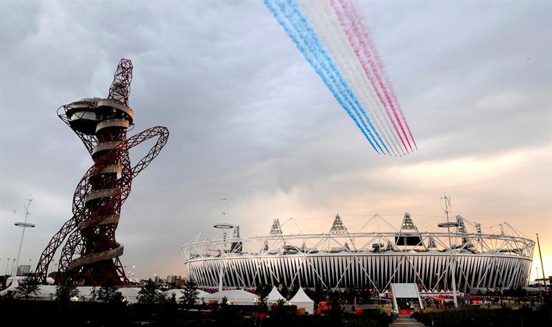 Inicia la cuenta regresiva para la inauguración olímpica